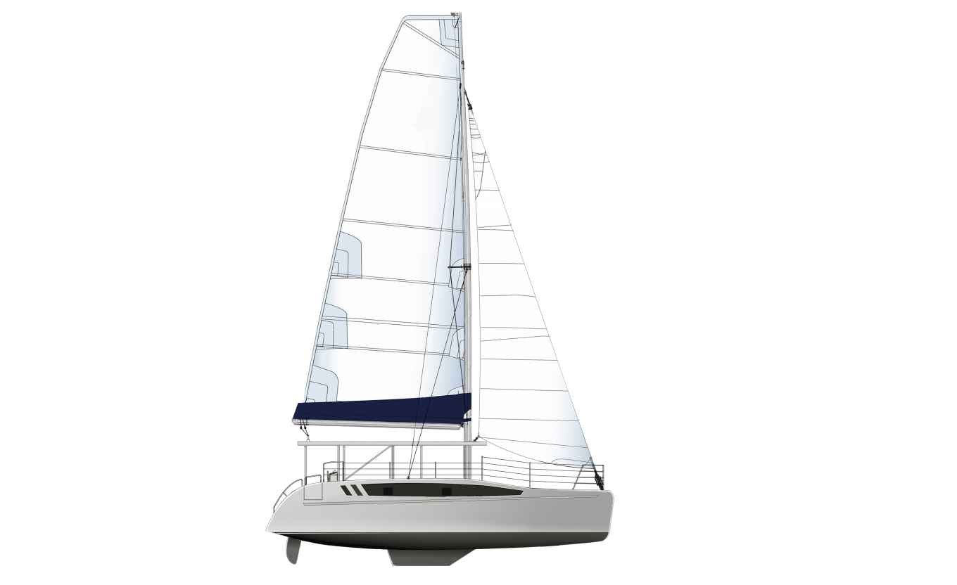 Seawind catamarans 1160 Resort - Sail-plan3.png